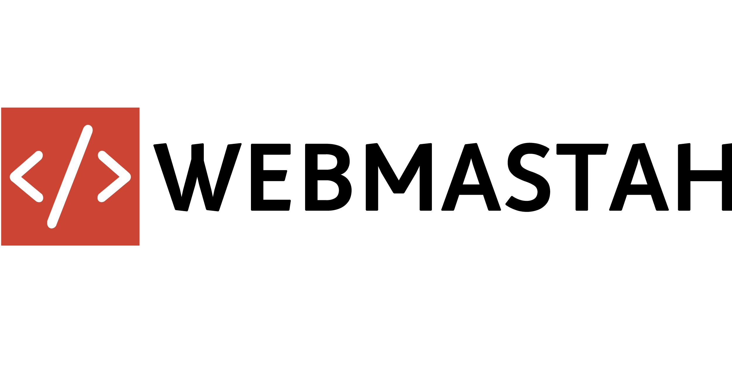 webMASTAH